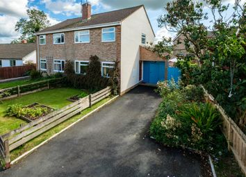 Thumbnail 3 bed semi-detached house for sale in 11 Castle Meadow, Painscastle, Builth Wells