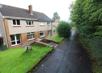 Thumbnail 3 bed semi-detached house for sale in Dene Walk, Glasgow