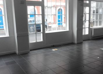 Thumbnail Retail premises to let in Union Street, Hereford
