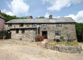 Thumbnail 4 bed detached house for sale in Lower Chilcott Farm, Chilcott Lane, Dulverton, Somerset