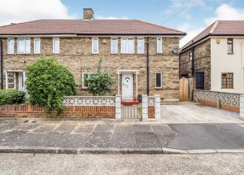 Thumbnail 3 bed semi-detached house for sale in Abinger Close, Barking
