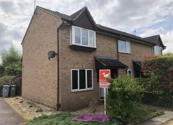 Thumbnail 2 bed end terrace house for sale in Sawyers Close, Newark