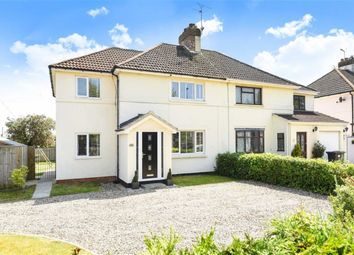 Thumbnail 3 bed semi-detached house for sale in Brewery Street, Highworth, Wiltshire