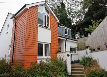 Thumbnail 4 bed detached house for sale in Moorhaven Close, Torquay