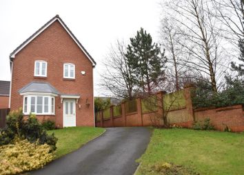 Thumbnail 3 bed detached house for sale in Redwing Drive, Chorley