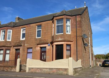 Thumbnail 2 bed flat for sale in Gladstone Road, Saltcoats, Ayrshire