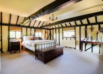 Thumbnail 4 bed detached house for sale in Goudhurst Road, Marden, Tonbridge