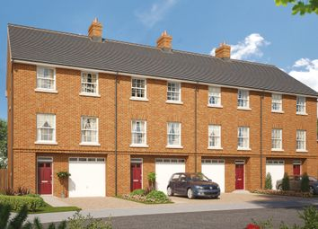 Thumbnail 3 bedroom detached house for sale in Silfield Road, Wymondham