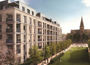 Thumbnail 2 bedroom flat for sale in Type 11, Connolly House, Uxbridge Road, London