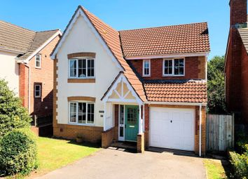 4 bed detached house for sale in Nordens Meadow, Wiveliscombe, Taunton TA4