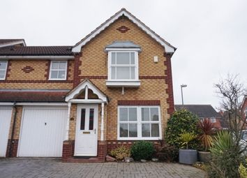 Thumbnail 3 bed end terrace house for sale in Braunston Close, Walmley, Sutton Coldfield
