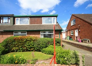 Thumbnail 3 bed semi-detached bungalow for sale in Warwick Avenue, Newton-Le-Willows
