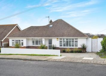 Thumbnail 4 bed bungalow for sale in Tremola Avenue, Saltdean, Brighton, East Sussex