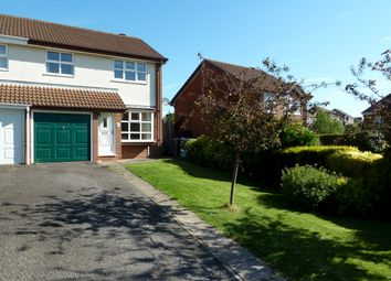 Thumbnail 3 bed semi-detached house to rent in St. Judes Close, Sutton Coldfield
