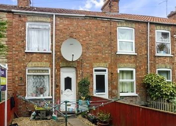 Thumbnail 3 bed terraced house for sale in York Terrace, Wisbech