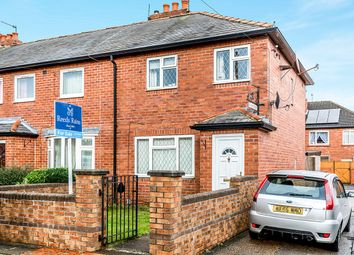 Thumbnail 3 bed terraced house for sale in Gregory Road, Glasshoughton, Castleford