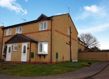 Thumbnail 2 bed semi-detached house for sale in Mallard Drive, Caistor