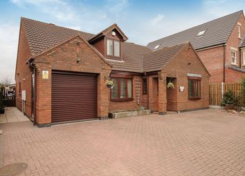 Thumbnail 2 bed detached bungalow for sale in Station Road, Ranskill, Retford