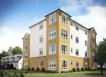 "Thumbnail 2 bed flat for sale in ""The Levern"" at Barrangary Road, Bishopton"