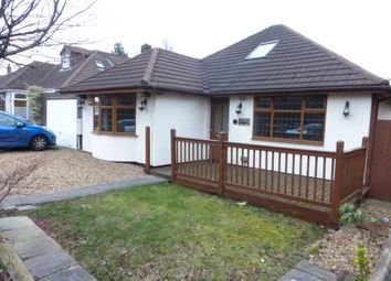Thumbnail 4 bed detached bungalow for sale in Wayside Drive, Thurmaston, Leicester, Leicestershire
