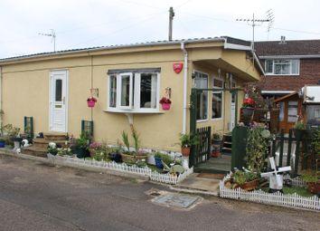Thumbnail 2 bed mobile/park home for sale in Carlight Gardens, Adbolton Lane, West Bridgford