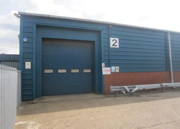 Thumbnail Light industrial to let in Units 1 And 1A, Pretoria Trading Estate, Norwich Road, Attleborough, Norfolk