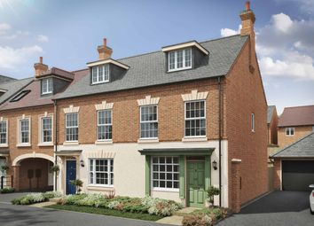 """Thumbnail 3 bedroom semi-detached house for sale in """"The Thornton W"""" at Davidsons At Wellington Place, Leicester Road, Market Harborough"""