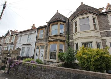 Thumbnail 3 bed flat for sale in Moorland Road, Weston-Super-Mare, Somerset