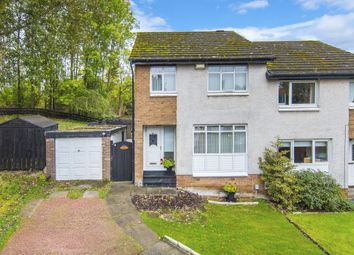 Thumbnail 3 bedroom semi-detached house for sale in 119 Langlea Avenue, Cambuslang, Glasgow