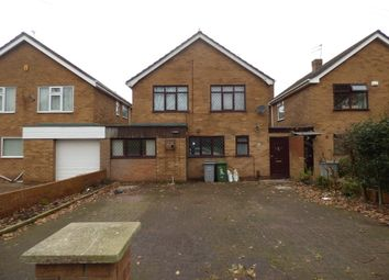 Thumbnail 4 bed detached house for sale in Lennox Lane, Prenton