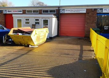 Thumbnail Light industrial to let in Unit 5B West Station Yard, Spital Road, Maldon, Essex