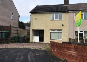 Thumbnail 2 bed property to rent in Winchester Road, West Bromwich, Birmingham