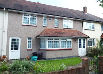 Thumbnail 4 bed terraced house for sale in Aldborough Road North, Newbury Park, Essex