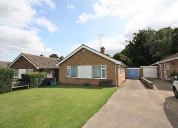 Thumbnail 3 bed bungalow for sale in Maltings Close, Moulton, Newmarket