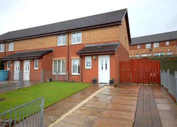 Thumbnail 2 bed end terrace house for sale in Kintyre Crescent, Coatbridge