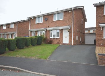 Thumbnail 2 bed semi-detached house for sale in Earls Drive, Telford