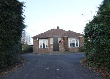 Thumbnail 3 bed detached bungalow to rent in Borers Arms Road, Copthorne, Crawley