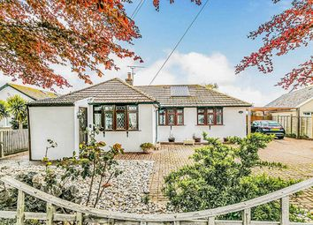 Thumbnail 2 bed bungalow for sale in Sea Road, Winchelsea Beach, Winchelsea, East Sussex