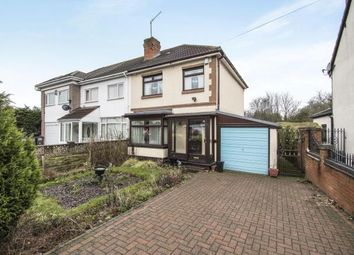 Thumbnail 3 bed semi-detached house for sale in Mackadown Lane, Tile Cross, Birmingham, West Midlands