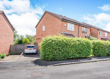 Thumbnail 2 bed semi-detached house for sale in Wolsey Drive, Norton