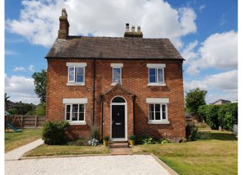 Thumbnail 3 bed detached house for sale in Poynton Road, Shrewsbury
