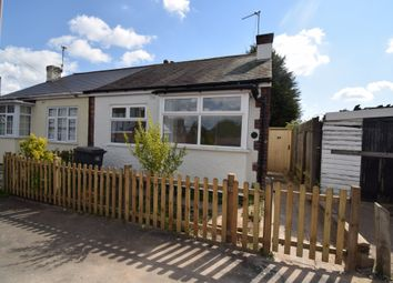 Thumbnail 2 bed semi-detached bungalow for sale in Ireton Road, Off Gipsy Lane, Leicester