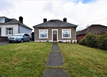 2 bed detached bungalow for sale in Pembroke Road, Merlins Bridge, Haverfordwest SA61