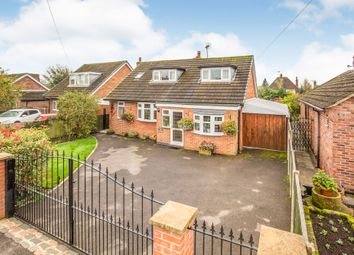 Thumbnail 3 bed detached house for sale in Lambourne Avenue, Ashbourne