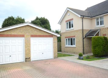 Thumbnail 4 bedroom semi-detached house to rent in Parkside Road, Reading