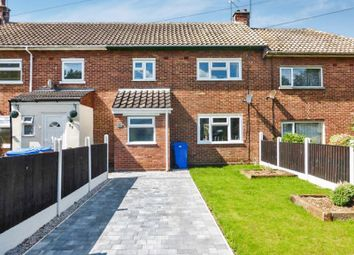 Thumbnail 3 bed terraced house for sale in Kirkley Gardens, Lowestoft