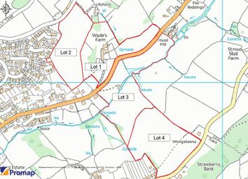 Thumbnail Land for sale in Lot 4, Wades Farm, The Vatch, Stroud, Gloucestershire
