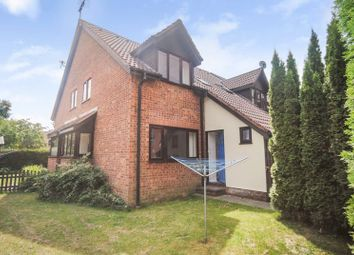 Thumbnail 1 bedroom terraced house for sale in Vienna Walk, Dereham