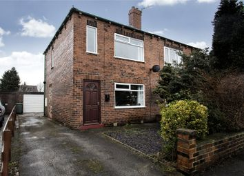 Thumbnail 2 bed semi-detached house for sale in Hobart Road, Dewsbury, West Yorkshire