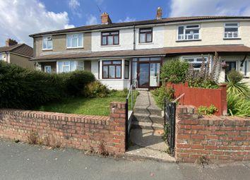Thumbnail 3 bed terraced house for sale in Woodyleaze Drive, Hanham, Bristol
